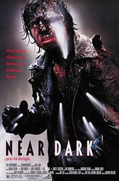 Near Dark - Review: Near Dark (1987) is directed by Kathryn Bigelow and is a film that dives into the gritty underworld of… #Movies #Movie