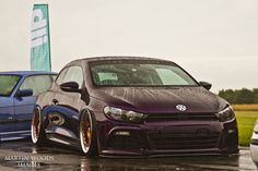 This Scirocco though Scirocco Tuning, Vw Scirocco, Car Volkswagen, Vw Up, Car Goals, Car Tuning, Cute Cars, Amazing Cars, Ford Mustang