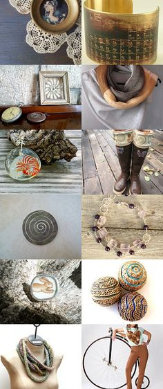 Circular by Leslee Lukosh on Etsy--Pinned with TreasuryPin.com