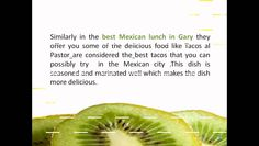 As you know that the delicious food can only be offered by the top Mexican Restaurants in Tampa. There are many best hotels in Tampa which offers you the mouth watering food like Cantina Laredo restaurant serves an authentic.For more details visit: http://www.margaritasmexicanrestaurant.com/catering.html