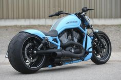 """Harley """"Drag Rod 280"""" by Rick's Motorcycles"""
