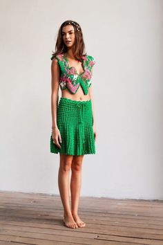 Spring 2017 Runway Crochet Fashion | Crochet Concupiscence | Bloglovin'