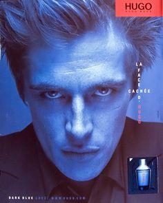 Fragrance Dark Blue by Hugo Boss