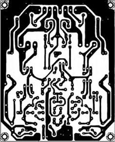 5000 watts power amplifier circuit diagram 95 s10 starter wiring 5000w high - layout   digital pinterest circuit, and ...