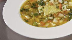Rustic Vegetable Soup