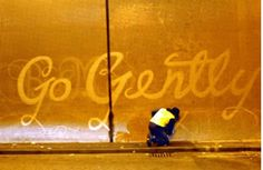 """Moose is a reverse-graffiti artist. He created his street art by """"cleaning"""" the dirt and grime off of surfaces! Authorities are baffled: is selective cleaning a crime? Graffiti Art, Graffiti Piece, Reverse Graffiti, Urban Street Art, Urban Art, Urban Life, Mademoiselle Maurice, Green Street, Eco Architecture"""