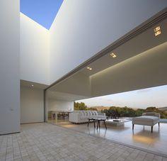 Plain Casa La Caleta by by Llosa Cortegana Arquitectos