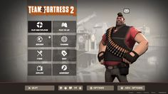team fortress 2 ui - Google Search
