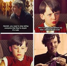 I don't normally ship Johnlock but this is too adorable not to pin.