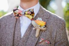 A very fashionable groom! Vintage Romantic Wedding by Dear Darling Photography » KnotsVilla
