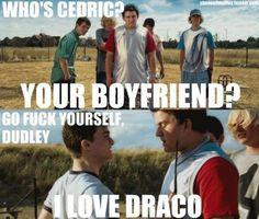 I love Draco too Harry!