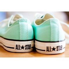 Mint Green Tumblr ❤ liked on Polyvore featuring pictures, photos, shoes, icons and blue