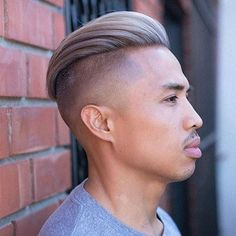 44 Top Disconnected Undercut Hairstyles (Highly Recommended) - Page 5 Top Hairstyles For Men, Undercut Hairstyles, Haircuts For Men, Men's Haircuts, Undercut Styles, Asian Man Haircut, Asian Men Hairstyle, Asian Hairstyles, Japanese Hairstyles