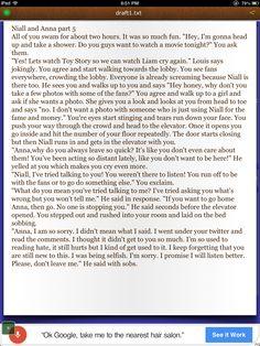 Niall and Anna fanfic.Niall Horan fanfic @pkkid1 NEXT PART
