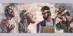 Asá, Jehosafat, Ezequías y Josías