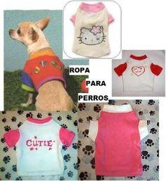 Moldes patrones ropa para perros - Tandil - Región 20