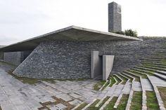 Sancaklar Mosque  Architects: Emre Arolat Architects Location: Istanbul, Turkey Area: 700.0 sqm Year: 2012