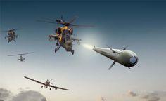 "CİRİT 2.75"" Laser Guided Missile « Roketsan"