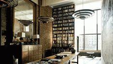 Un loft New yorkino en el Soho; clasico e induustrial Marcus Nispel