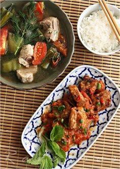 sweet sour spareribs by Ravenous Couple, via Flickr