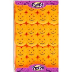 Peeps Pumpkins - Orange 3.375 oz.: 1 Count