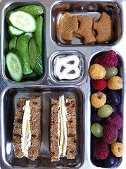1000+ images about Bento / Lunch on Pinterest | Bento, School lunch ...