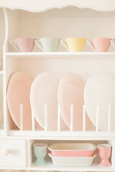 Pastel color palette ♥  ~ love & adore these soft colors! :0)                                                                                                                                                                                 More