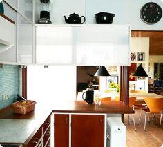 Copenhagen kitchen.