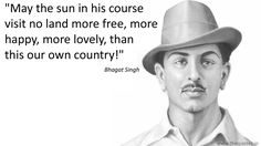 essay on bhagat singh Shaheed Bhagat Singh Biography - Facts, Childhood, Achievements . Bhagat Singh Biography, Bhagat Singh Quotes, Bhagat Singh Wallpapers, Freedom Fighters Of India, Real Hero, Great Leaders, Hindi Quotes, Atheist Quotes, Revolutionaries