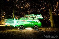 Electro van - Phils VW Camper Van-76