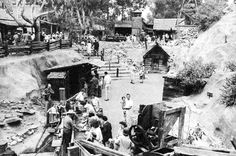Pan for Gold, Knott's Berry Farm, circa 1957 | by Orange County Archives