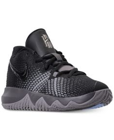 9c562319d05d Nike Boys  Kyrie Flytrap Basketball Sneakers from Finish Line - Black 3.5  Lifetime Basketball Hoop