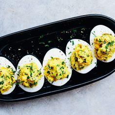 """""""The Greatest"""" Deviled Eggs Recipe - Bon Appétit"""