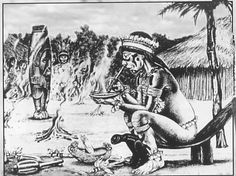Bohíke (Arawak Shaman); Mythology of the Caribbean (America)