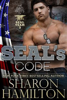 Get SEAL'S CODE by NYT Bestselling Author Sharon Hamilton for *FREE* thru Feb. 20! http://www.amazon.com/SEALs-Code-SEAL-Brotherhood-Hero-ebook/dp/B00WYKH05C/ref=sr_1_1?s=digital-text&ie=UTF8&qid=1455381502&sr=1-1&keywords=seal%27s+code+sharon+hamilton