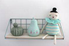 Crochet doll pattern BELLA par Melosina sur Etsy