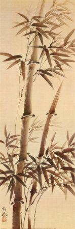 Bambú para siempre I Lámina por Kee Hee Lee en AllPosters.es