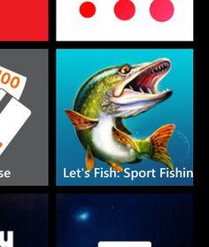 Let's Fish: Sport Fishing on Windows Phone http://letsfish2.fansite.xaa.pl/showthread.php?tid=79 #windowsphone #letsfish