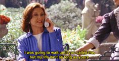 The way she expresses love is complicated and challenging, but that just makes her all the more fun to watch. | 17 Reasons Emily Gilmore Is A Masterpiece