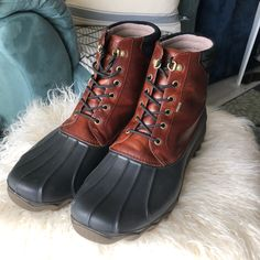 60fd6c946c3 8 Best Mens Duck Boots images in 2016 | Ll bean boots mens ...