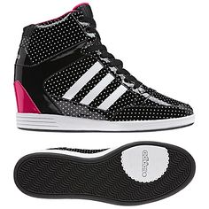 Love These!! Adidas Wedge Sneaker