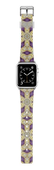 Casetify Apple Watch Band (38mm) {{case}} - vintage jewel by akaclem #Casetify