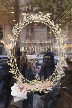 Ladurée (I want to try macaroons for the first time at Ladurée in Paris)