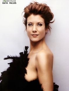 Kate Walsh   I would like to have at my Dream Velata party