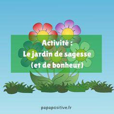 Activité _ Le jardin de sagesse (et de bonheur)
