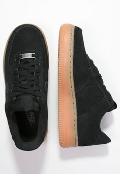 new product 99463 de6f9 Nike Sportswear AIR FORCE 1  07 - Trainers - black for £80.00 (02