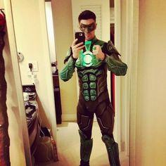 Green Lantern by Dynamite Webber Cosplay