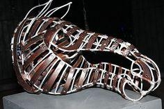 broadway lion king costume headpieces   Equus Headpiece Restoriation – New Headpiece