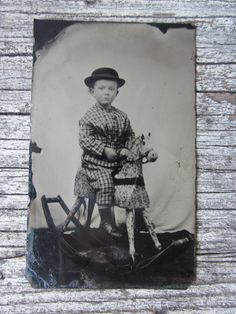 Tintype by housewarming101 on Etsy, $120.00