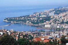 Zonguldak, Turkey Black Sea, The Province, Adventure Travel, Places To Travel, Places Ive Been, Paris Skyline, Istanbul, Ale, City Photo